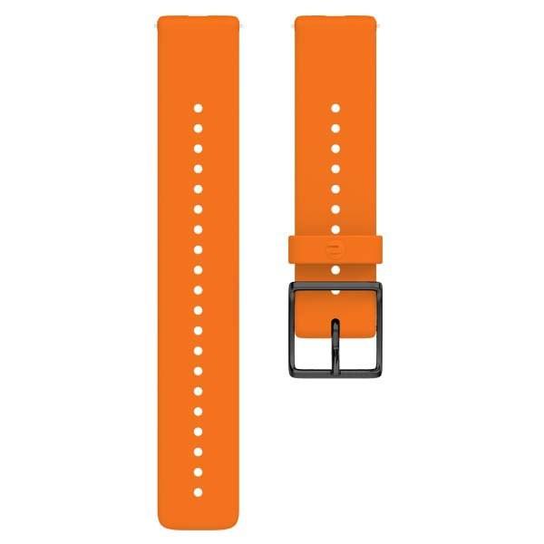 [해외]POLAR Wrist 밴드 Ignite Orange / Black