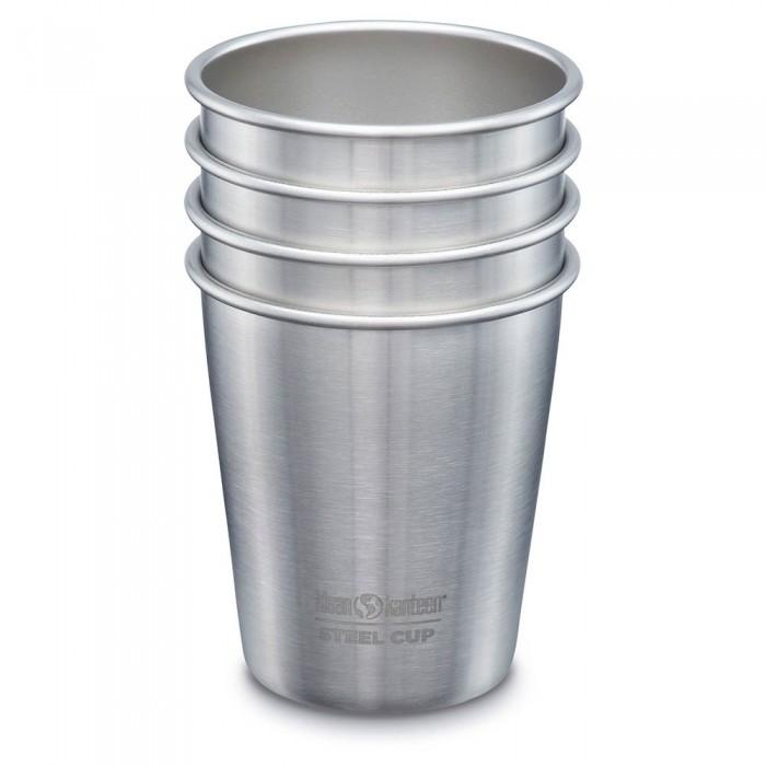 [해외]KLEAN KANTEEN Kanteen Cup 4 Pack 300ml 61315120 Steel