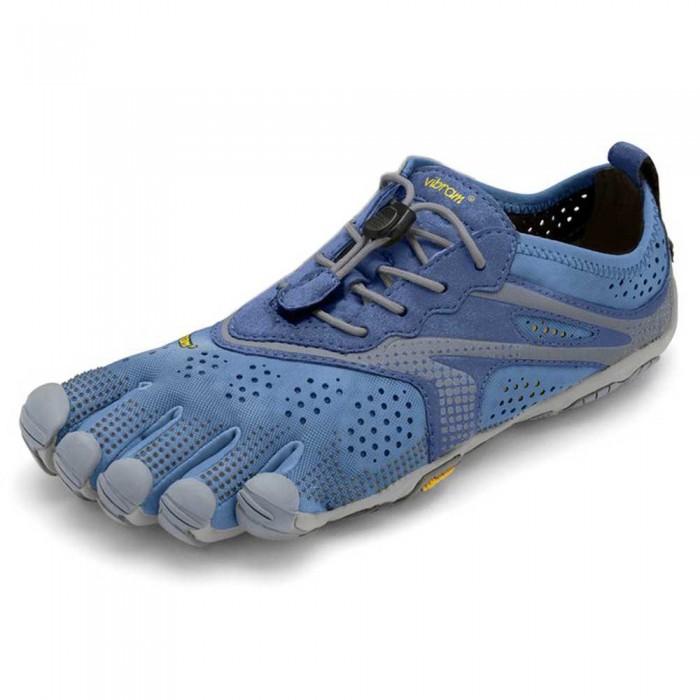 [해외]비브람 FIVEFINGERS V Run 6137314692 Blue / Blue