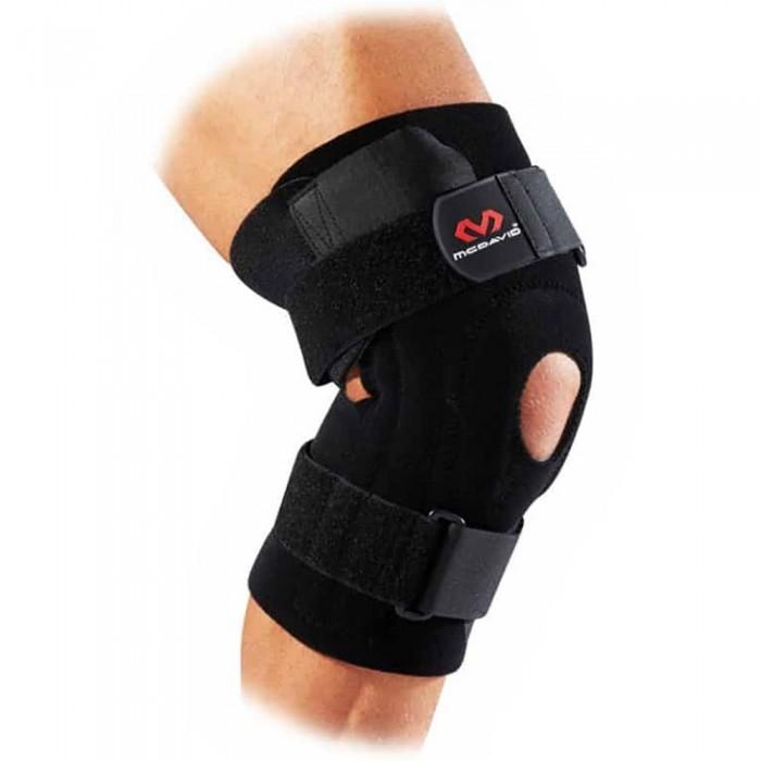 [해외]맥데이비드 Adjustable Patella Knee Black