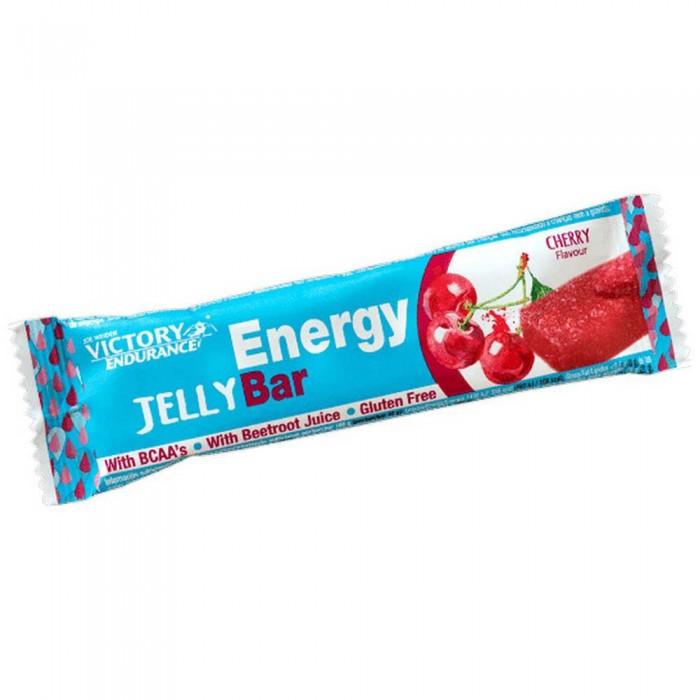 [해외]VICTORY ENDURANCE Energy Jelly 32gr x 24 Bars Cherry