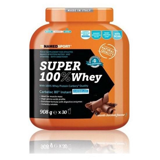 [해외]NAMED SPORT 슈퍼 100% Whey 908gr Chocolate