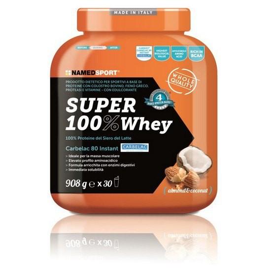 [해외]NAMED SPORT 슈퍼 100% Whey 908gr Coconut
