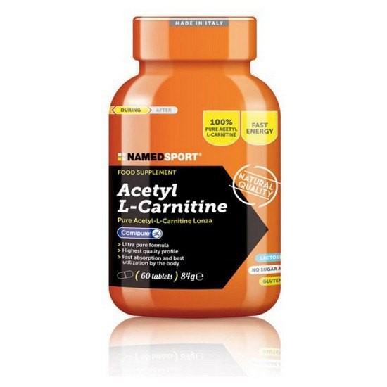 [해외]NAMED SPORT Acetyl L-Carnitine 60 Caps Neutral