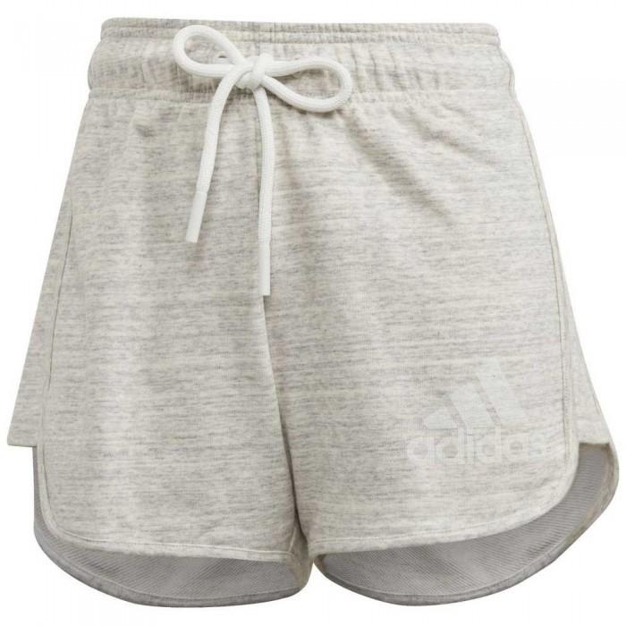 [해외]아디다스 멜란지 Medium Grey / Core White
