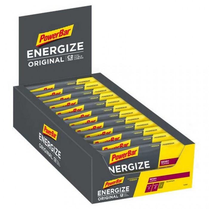 [해외]파워바 Energize Original 55gr x 25 Bars 12137181071