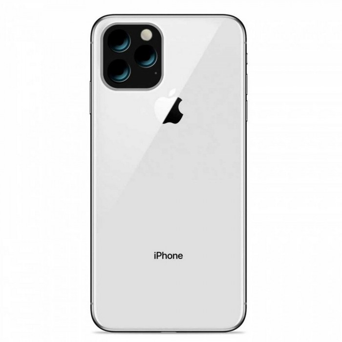 [해외]PURO 03 Nude iPhone 11 Pro 맥스 Clear