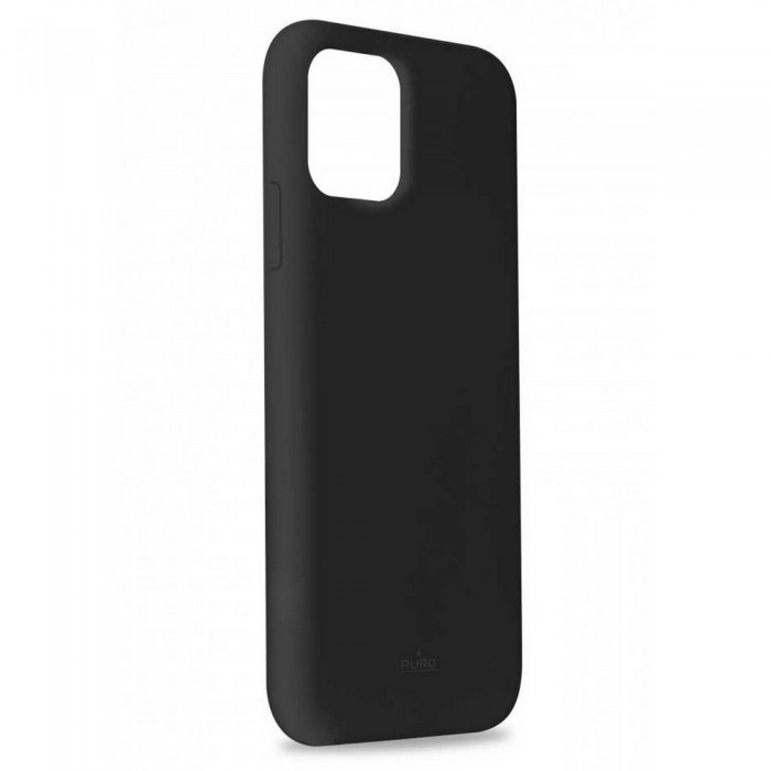 [해외]PURO Cover 아이콘 iPhone 11 Pro Black