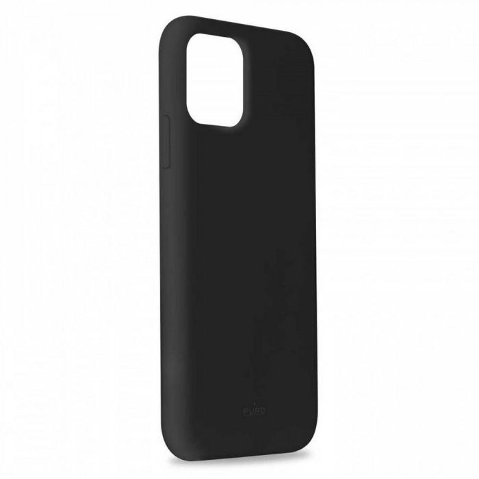 [해외]PURO Cover 아이콘 iPhone 11 Black