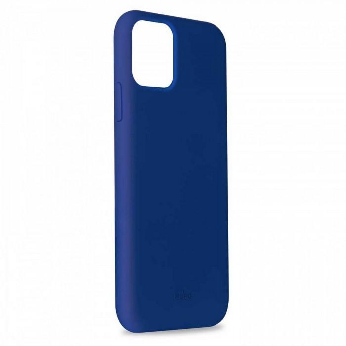 [해외]PURO Cover 아이콘 iPhone 11 Blue
