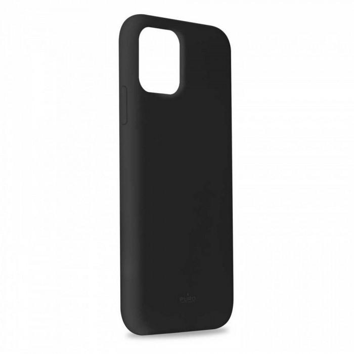 [해외]PURO Cover 아이콘 iPhone 11 Pro 맥스 Black