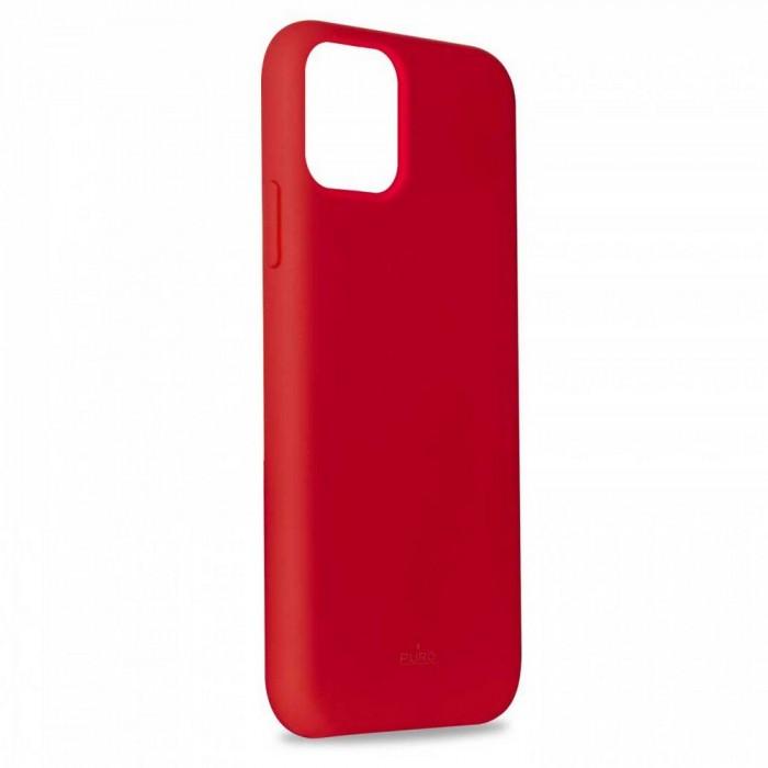 [해외]PURO Cover 아이콘 iPhone 11 Pro 맥스 Red