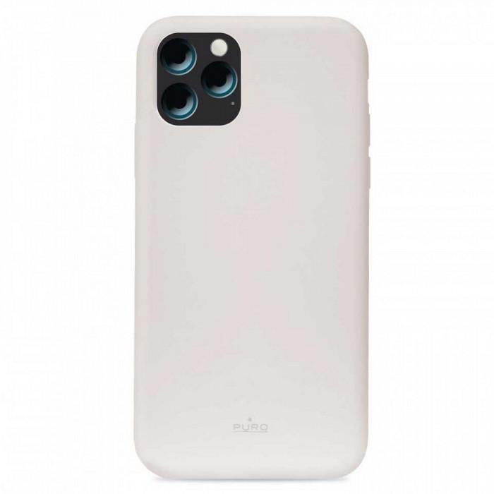 [해외]PURO Cover 아이콘 iPhone 11 Grey