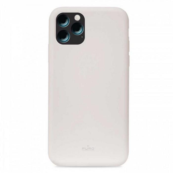[해외]PURO Cover 아이콘 iPhone 11 Pro 맥스 Grey