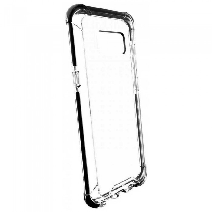 [해외]PURO Impact Pro Hard Shield 케이스 Samsung Galaxy S8 Clear / Black
