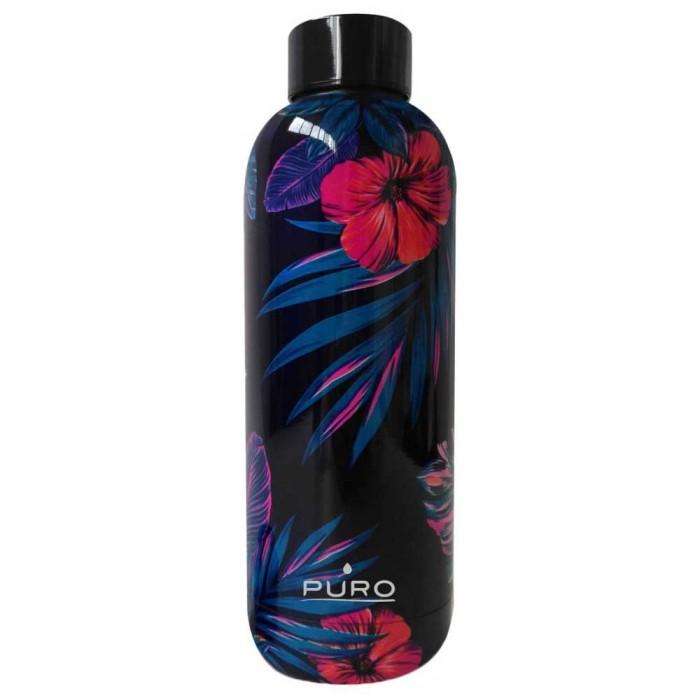 [해외]PURO Hot&골드 더rmic 텍스트ure 글로시 500ml Flowers