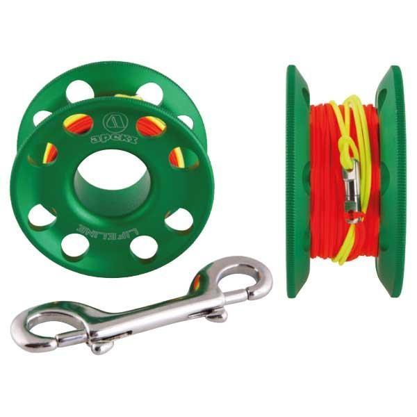 [해외]아펙스 Lifeline Spool 30 Green