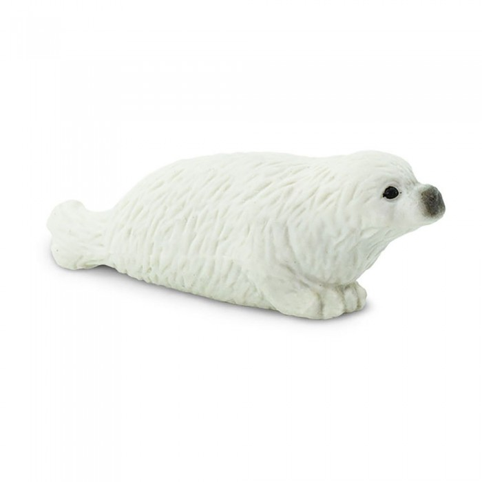 [해외]SAFARI LTD Harp Seals Good Luck 미니s White