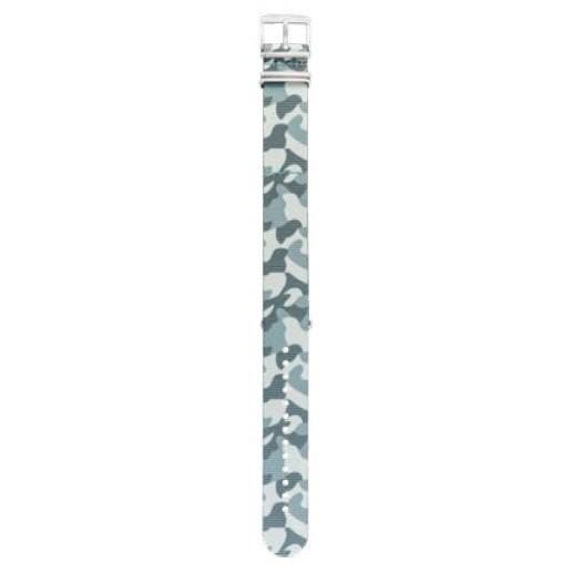 [해외]루미녹스 3500/9240 Strap 10137098450 Camouflage / Steel