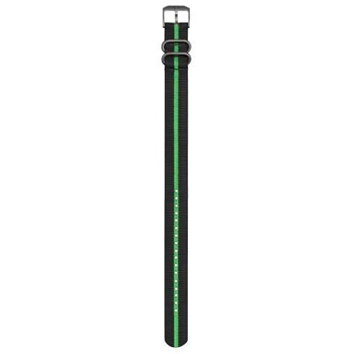 [해외]루미녹스 Webbing 스트랩 3000/3050/3080/3150/3180/8400 Black / Green / Black