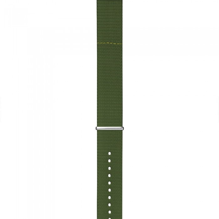 [해외]루미녹스 Webbing 스트랩 4 Loops 3500/3600/9240 Green / Steel