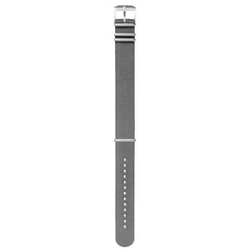 [해외]루미녹스 Webbing 스트랩 4 Loops 3500/8840/9240 Grey / Steel