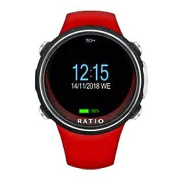 [해외]RATIO Idive Easy Red