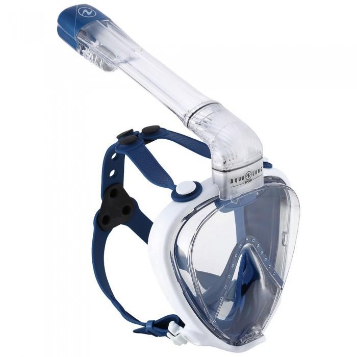 [해외]아쿠아렁 SPORT Smart Snorkel White / Blue
