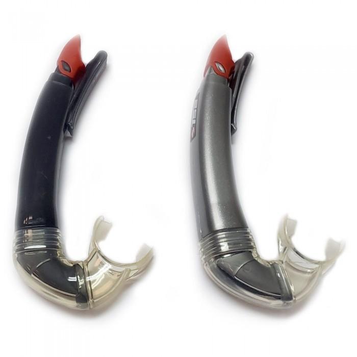 [해외]METALSUB Snorkel 집 Retractable Black