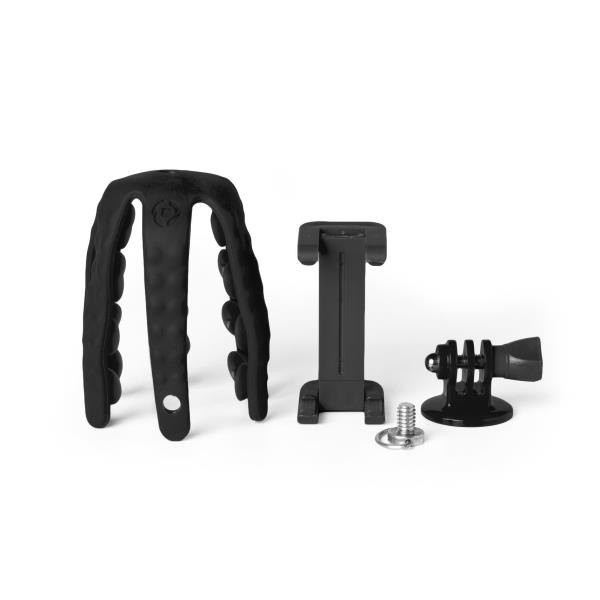 [해외]CELLY Squiddy Flexible Holder Black