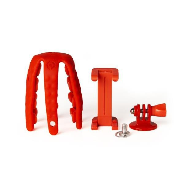 [해외]CELLY Squiddy Flexible Holder Red