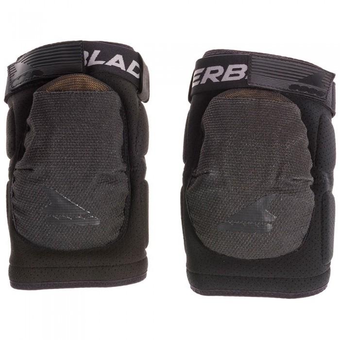 [해외]롤러블레이드 어반 Knee Pad Black