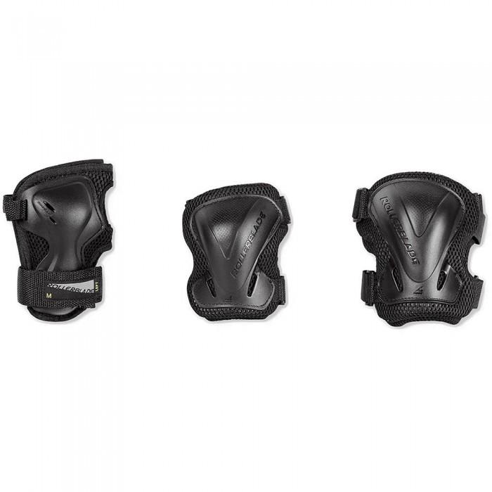 [해외]롤러블레이드 팩 에보 Gear 3 Black