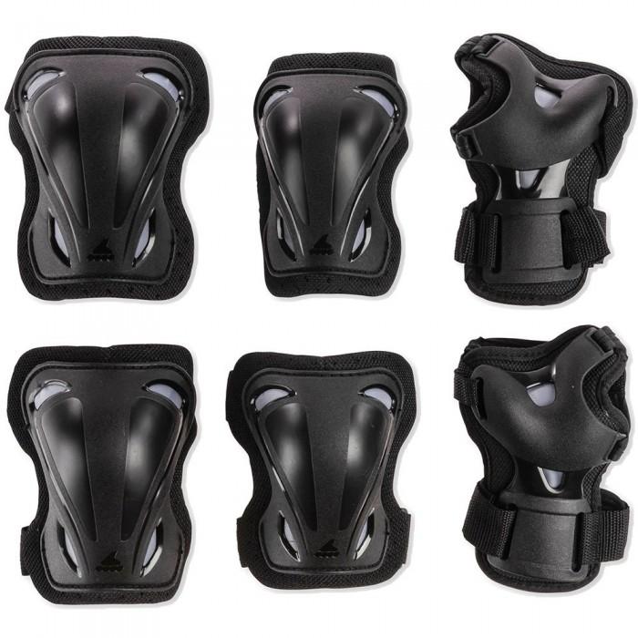[해외]ROLLERBLADE Skate Gear 3 팩 Black