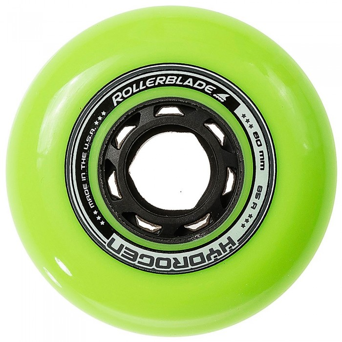 [해외]롤러블레이드 어반 80/85A 8 Units Green