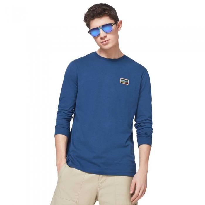 [해외]오클리 APPAREL Factory 파일럿 Universal Blue