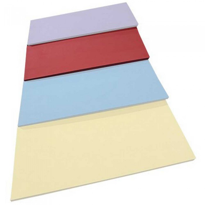 [해외]SOFTEE 4.5 cm Thickness Floating Mat 6137568123 Red