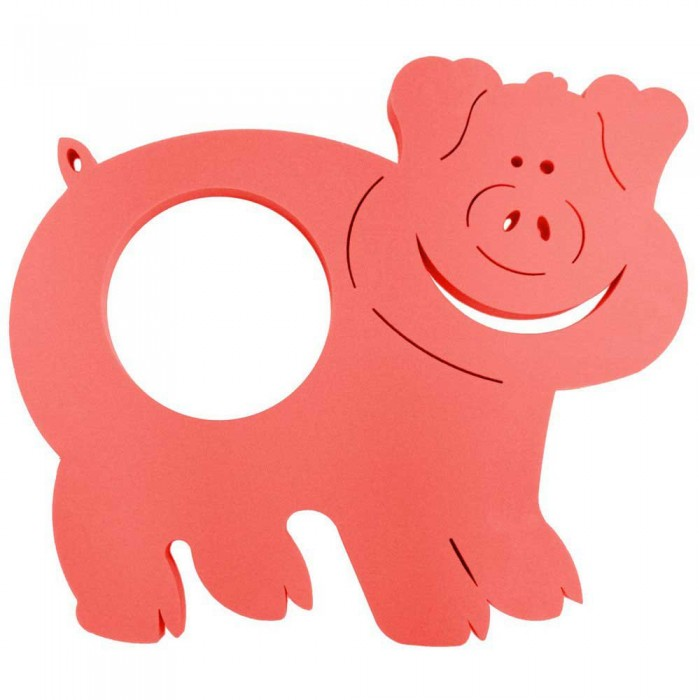 [해외]SOFTEE Pig 6137568131 Red