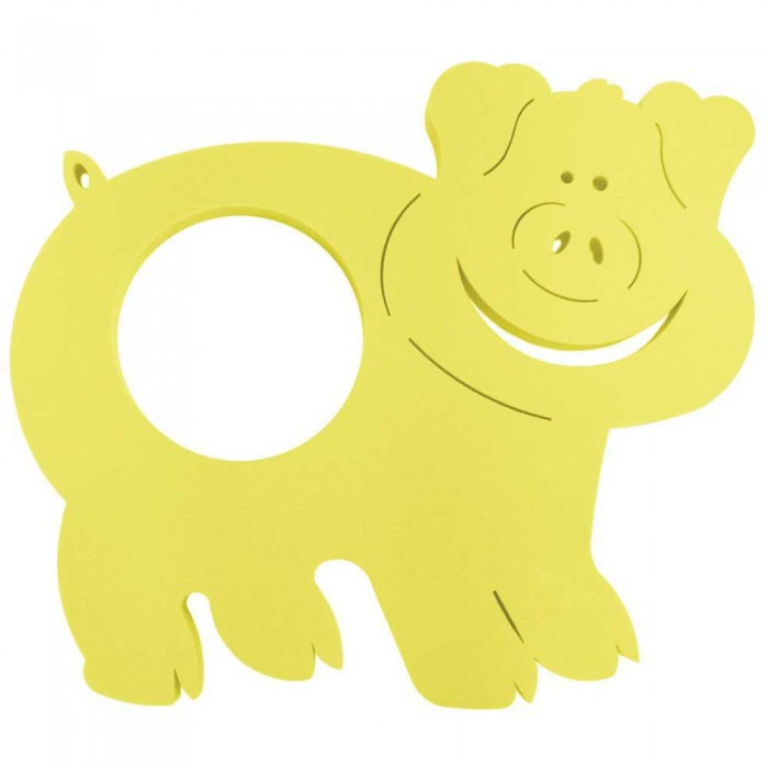 [해외]SOFTEE Pig 6137568132 Yellow