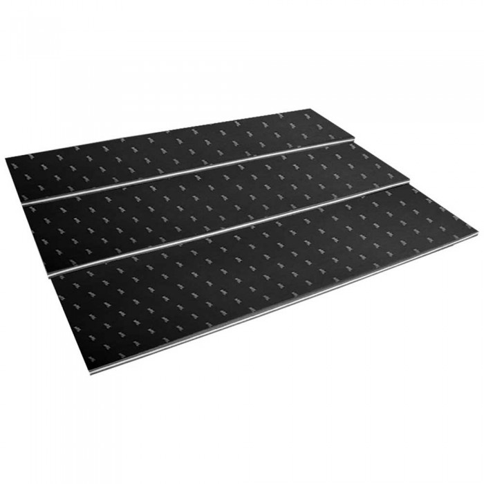 [해외]SOFTEE 3 cm Thickness Floating Mat 6137568345 Black / White / Black