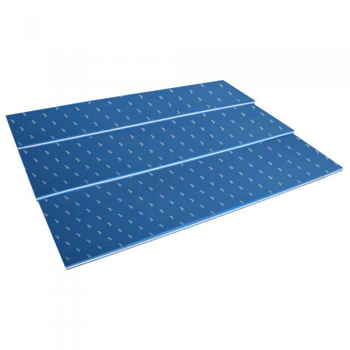 [해외]SOFTEE Floating Mat 6137568440 Blue / White / Blue