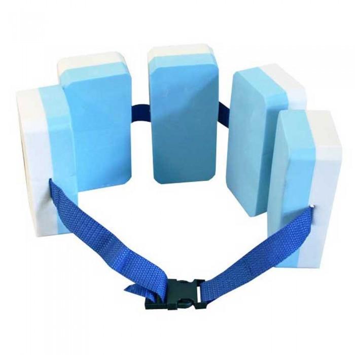 [해외]SOFTEE Learning Swim Belt 5 Elements 6137568021 Blue / White