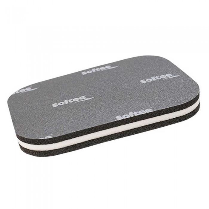 [해외]SOFTEE KickBoard 6137568341 Black / White / Black