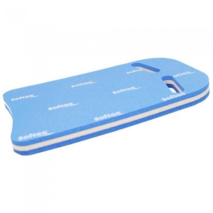 [해외]SOFTEE KickBoard With Hand Holes 6137568343 Blue / White / Blue
