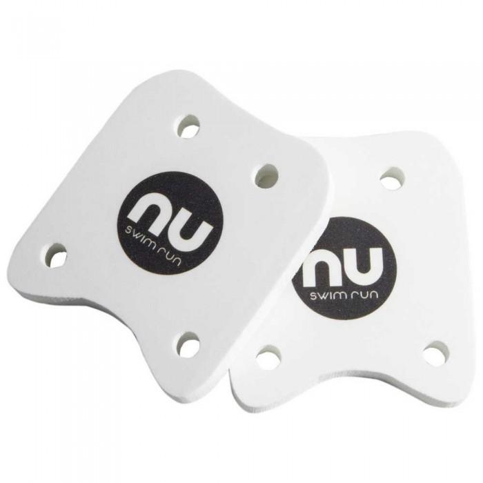 [해외]NU SWIMRUN Flotation System For The Feet 6137542189 White