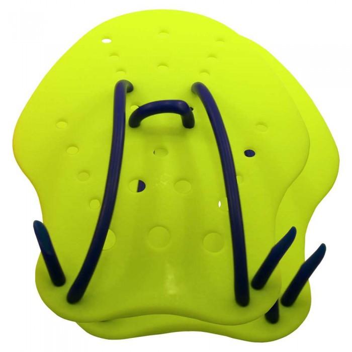 [해외]SOFTEE Ergo High Tech Swimming Paddles 6137568082 Fluor Yellow