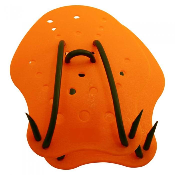 [해외]SOFTEE Ergo High Tech Swimming Paddles 6137568083 Fluor Orange