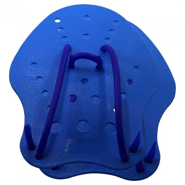 [해외]SOFTEE Ergo High Tech Swimming Paddles 6137568084 Blue