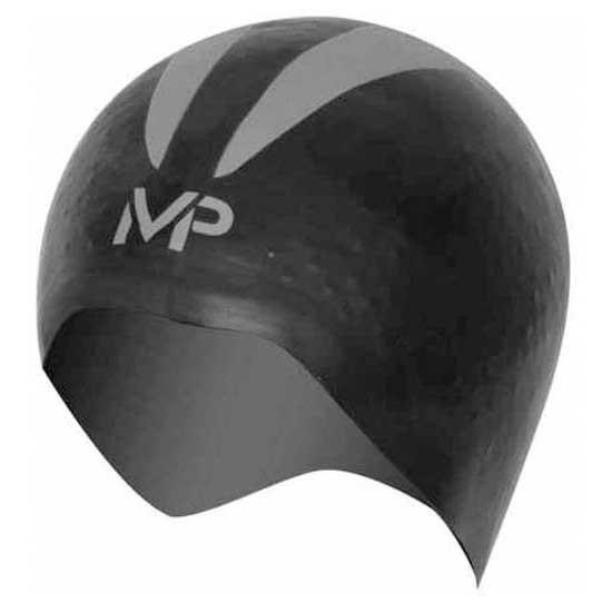 [해외]MICHAEL 펠프스 MP X-O Cap Black / Silver