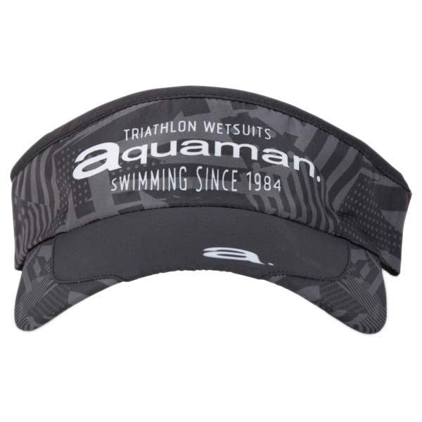 [해외]아쿠아맨 Visor Manhatan 6136764754 Black
